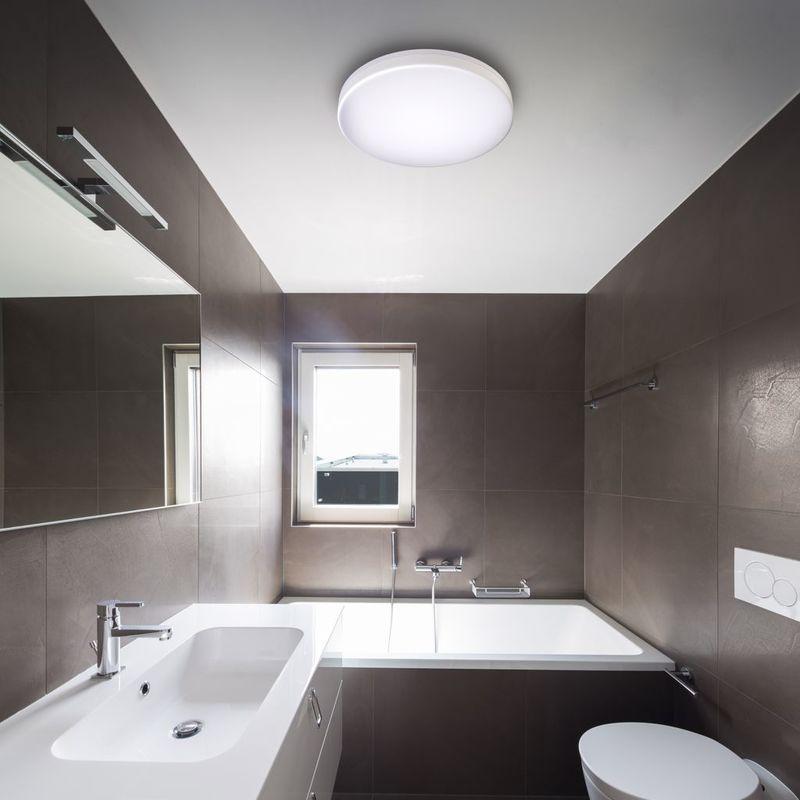 Badezimmer Deckenlampe Bad