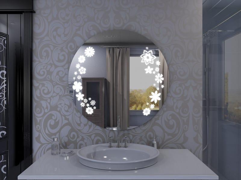 Badezimmer Design Spiegel