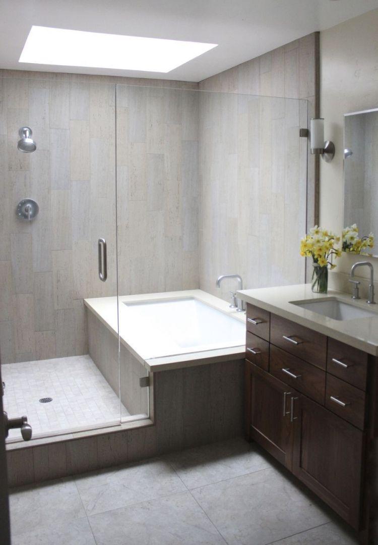 Badezimmer Einrichtung Dusche