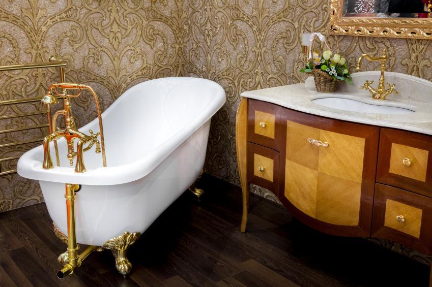 Badezimmer Italienischer Stil