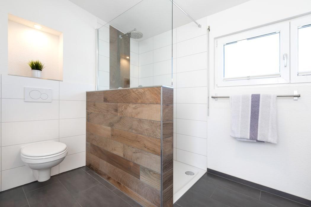Badezimmer Mit Dusche Modern