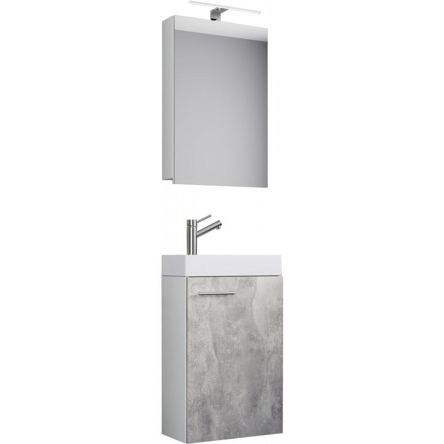 Badezimmer Spiegelschrank Klein