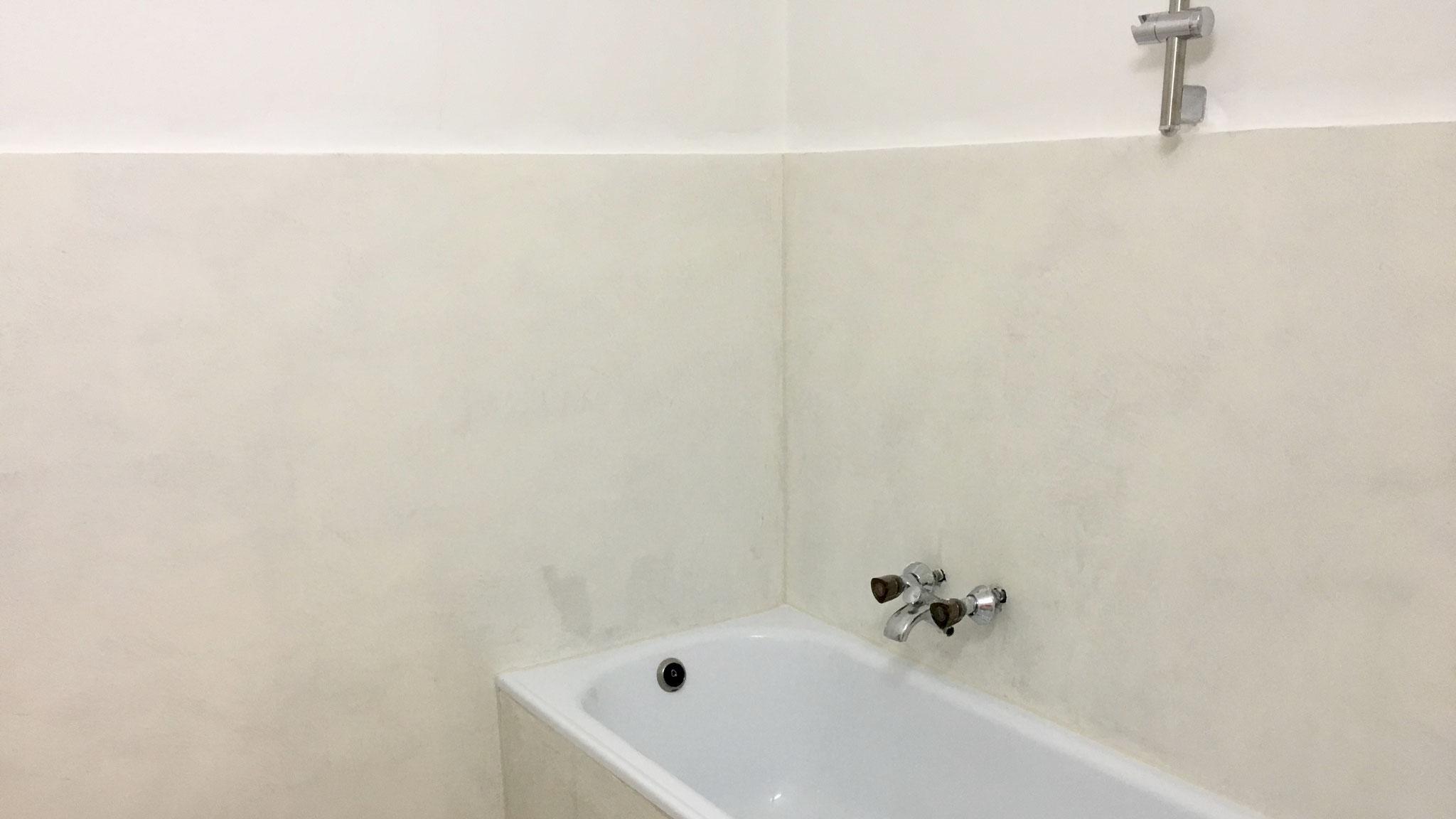 Badezimmer Wände Ohne Fliesen