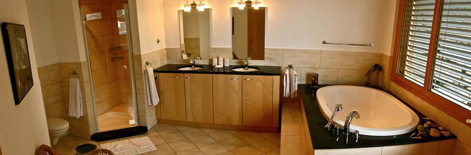 Badezimmer Waschtisch Granit