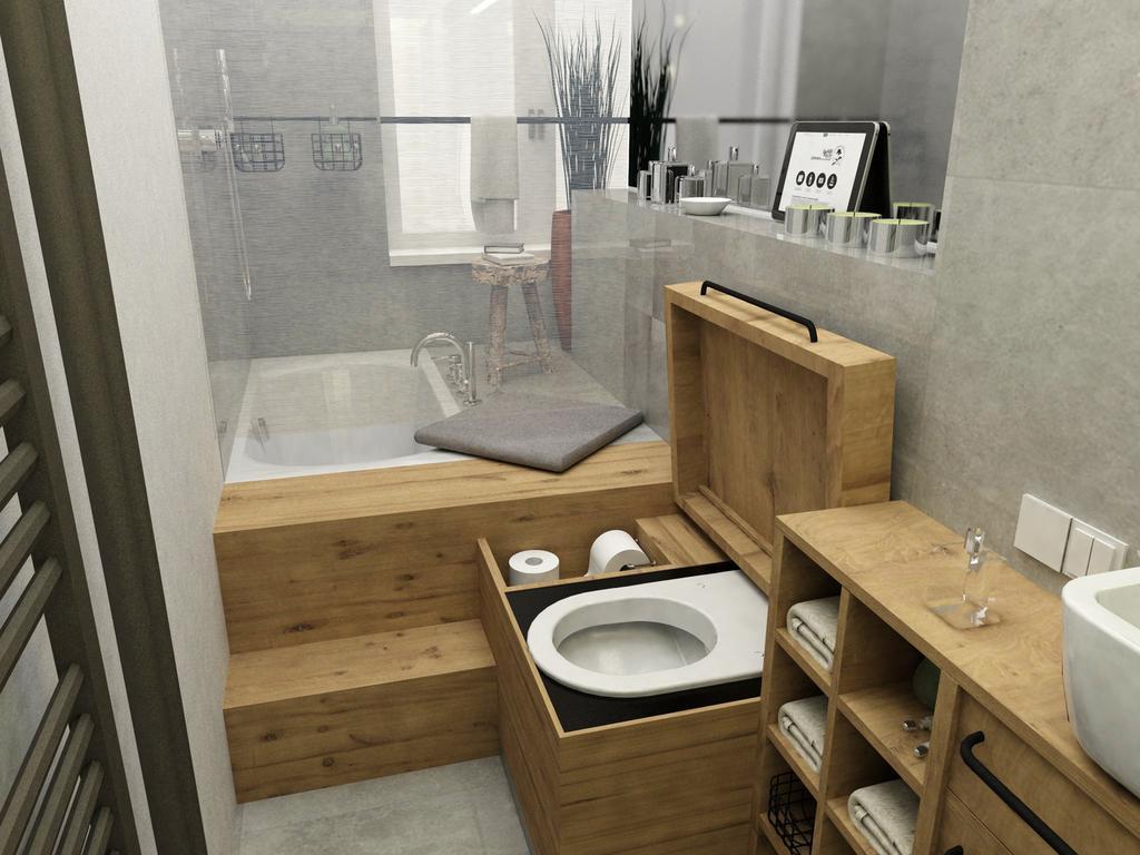 Badezimmer Waschtisch Kleines Bad