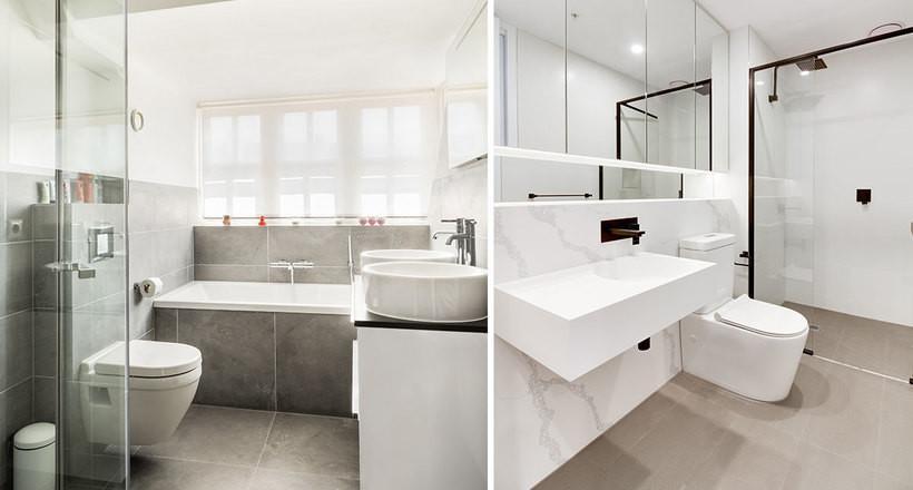 Badezimmergestaltung Kleine Bäder Ideen