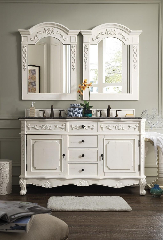 Badezimmermöbel Mit Doppelwaschtisch