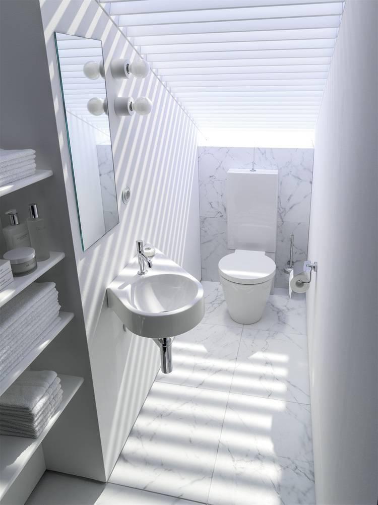 Badgestaltung Kleines Bad