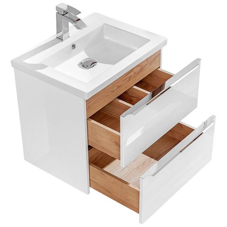 Badmöbel Set Mit Keramik Waschbecken