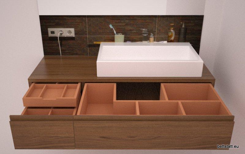Badschrank Unter Waschbecken