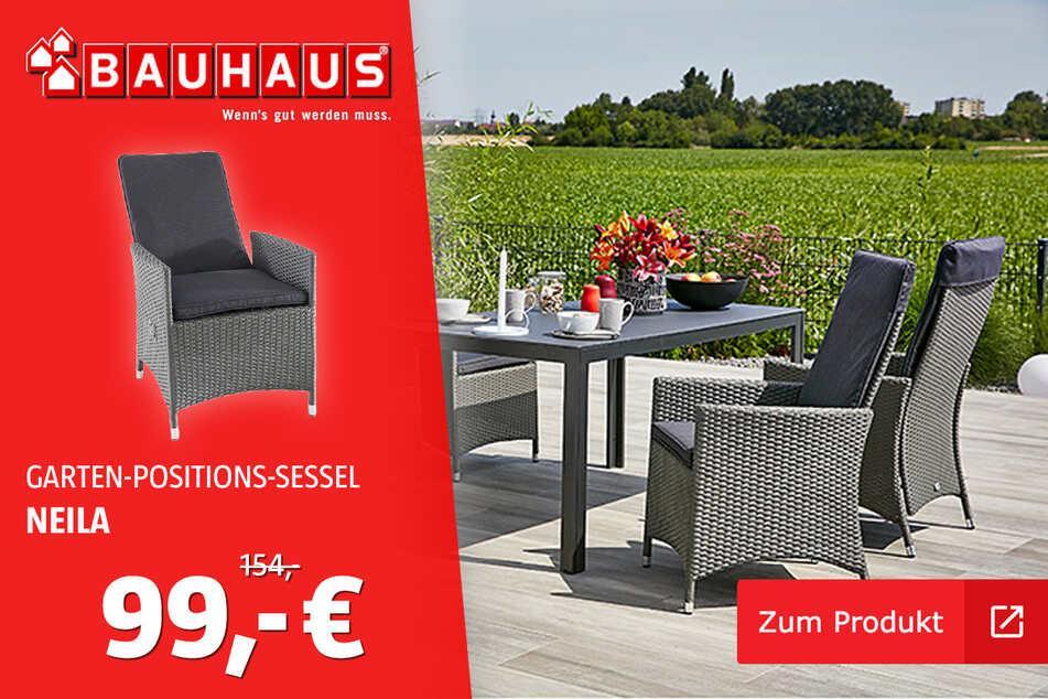 Balkon Bauhaus Gartenmöbel