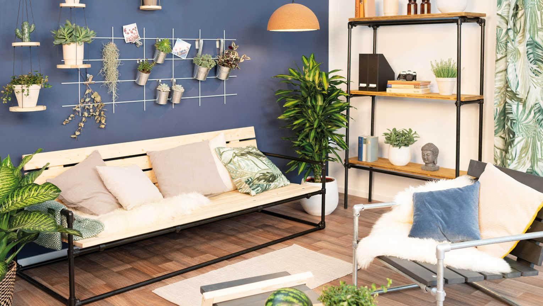 Balkon Couch Ausziehbar