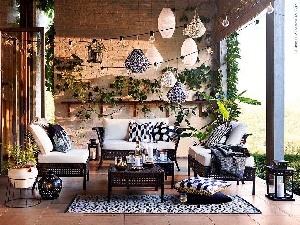 Balkon Ikea Gartenmöbel