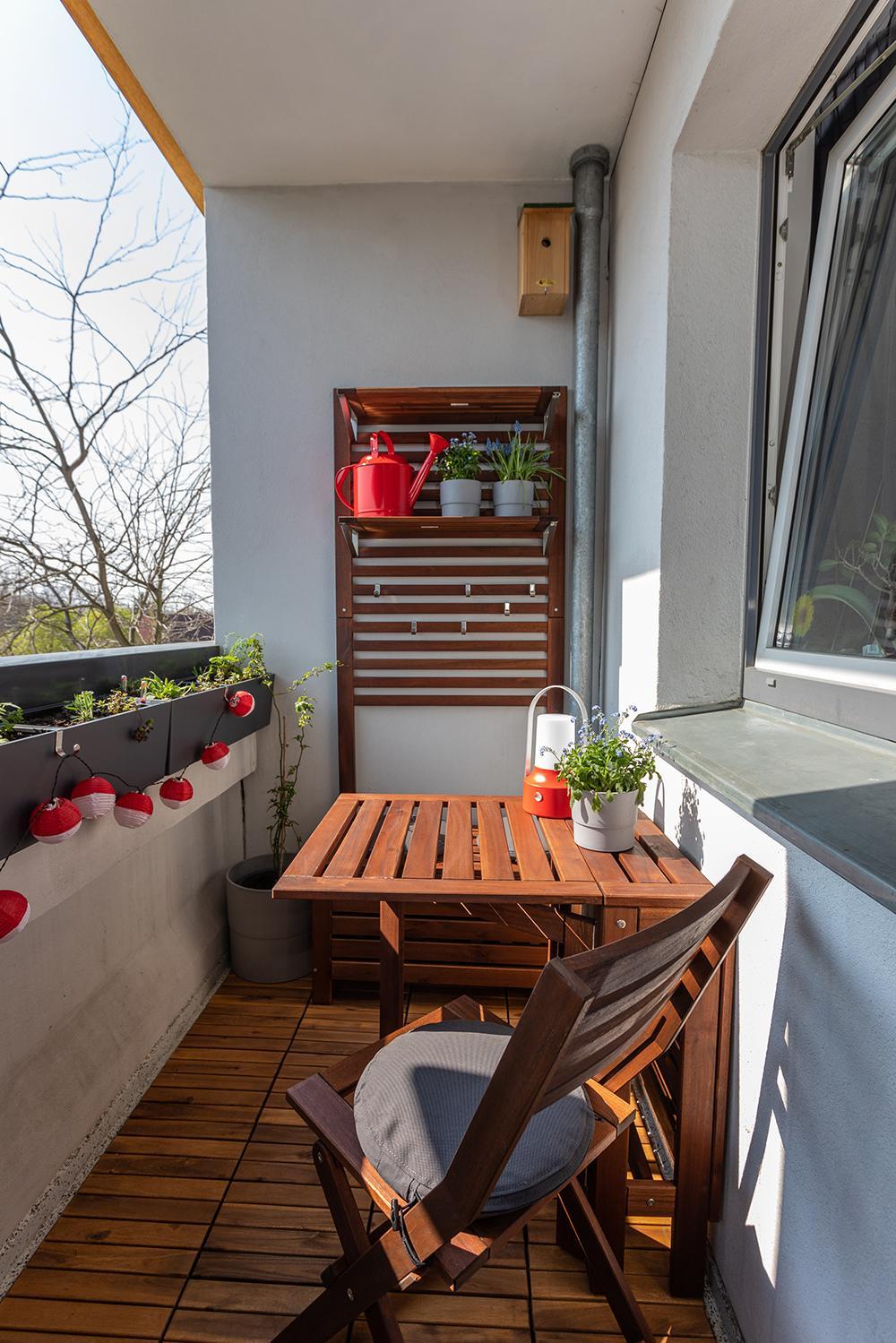 Balkon Sitzgruppe Ikea