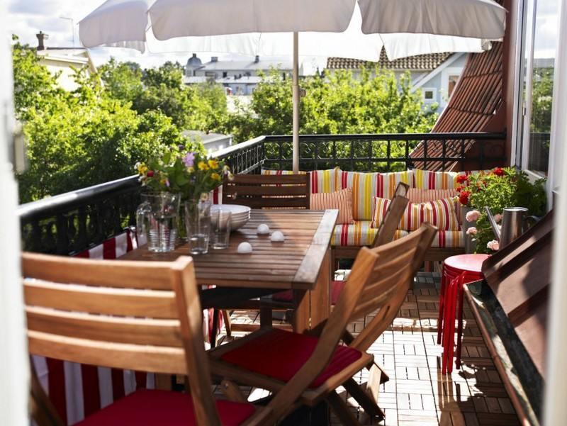 Balkonmöbel Platzsparend Ikea