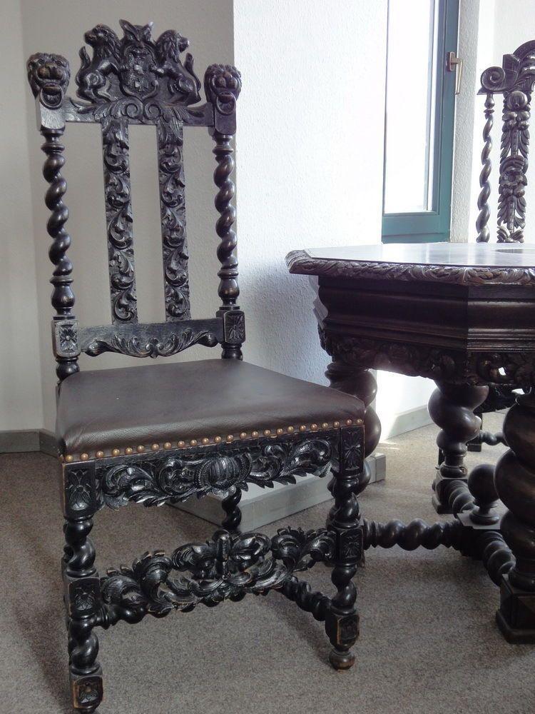 Barock Stühle Antik