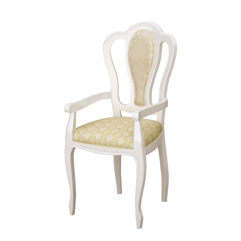 Barock Stühle Beige