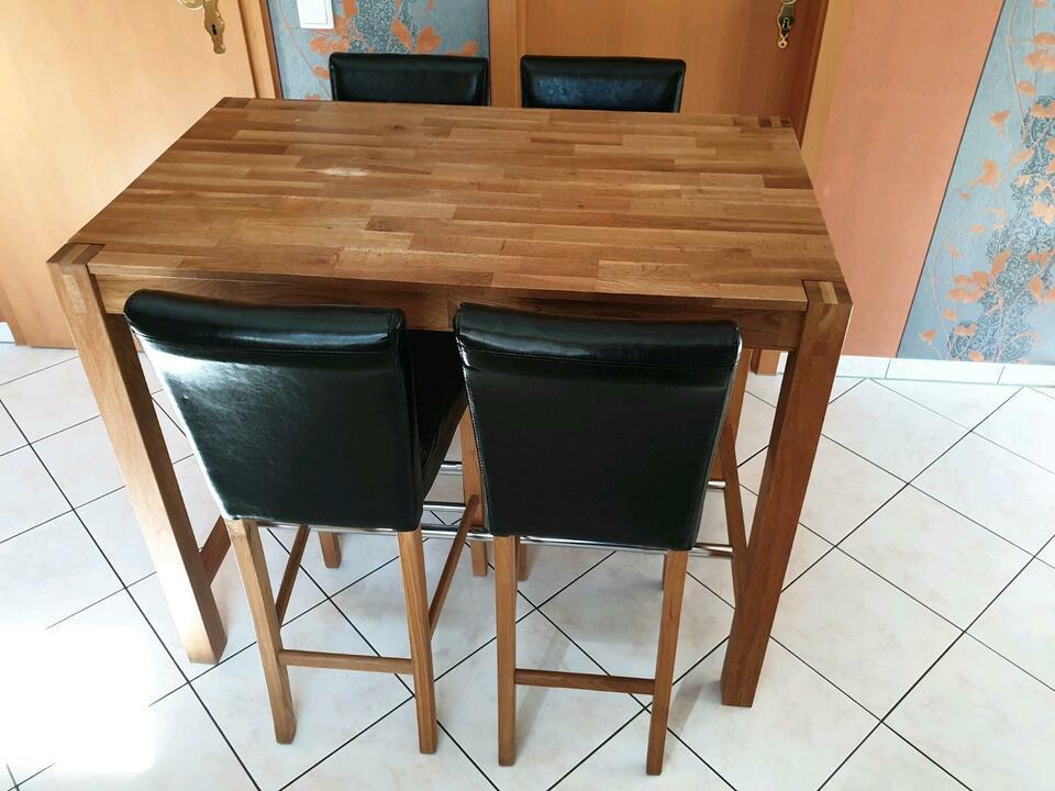 Bartisch Und Stühle Küche