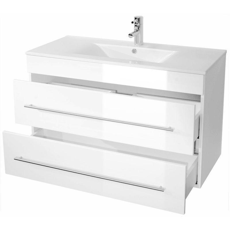 Bauhaus Badezimmer Spiegelschrank