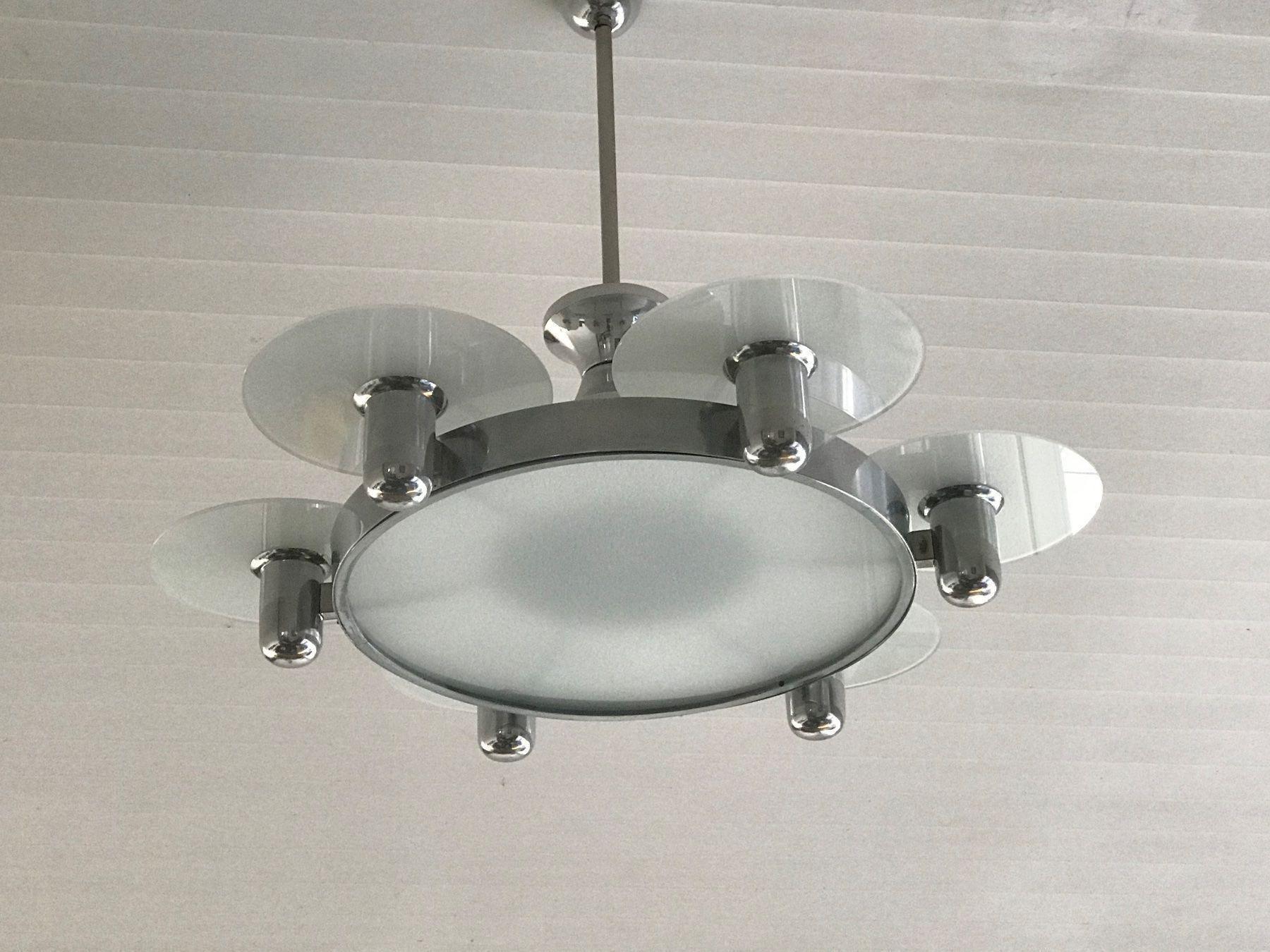 Bauhaus Deckenlampe Led