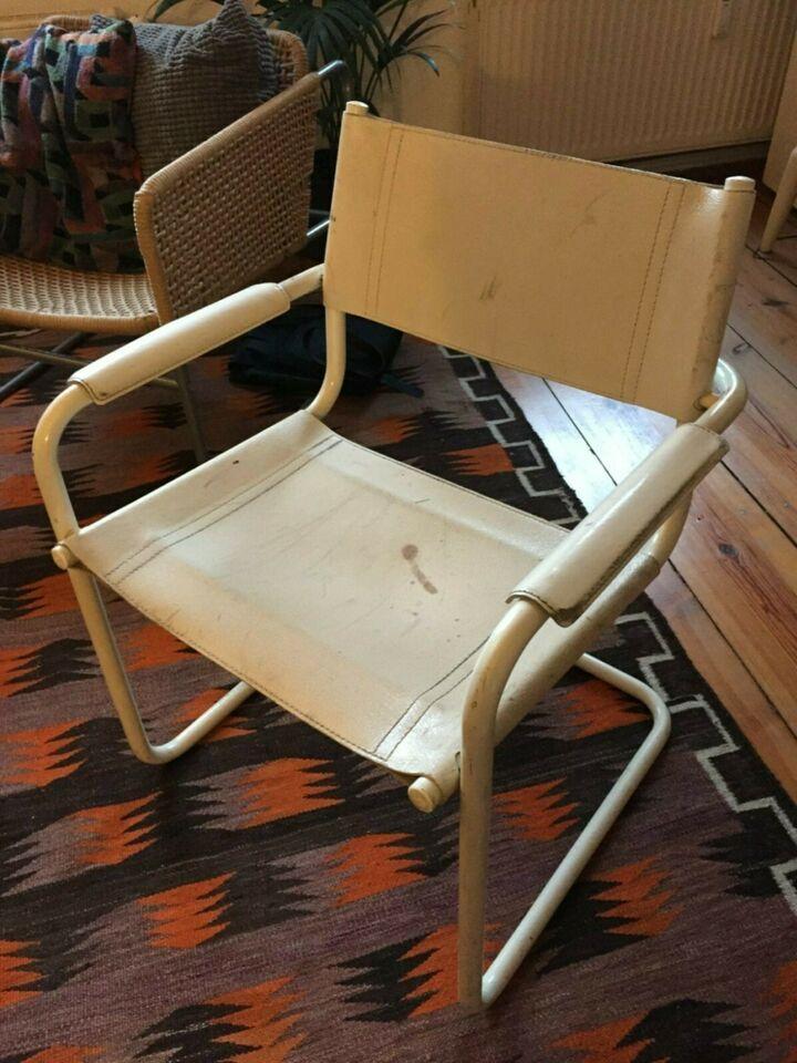 Bauhaus Stühle Leder