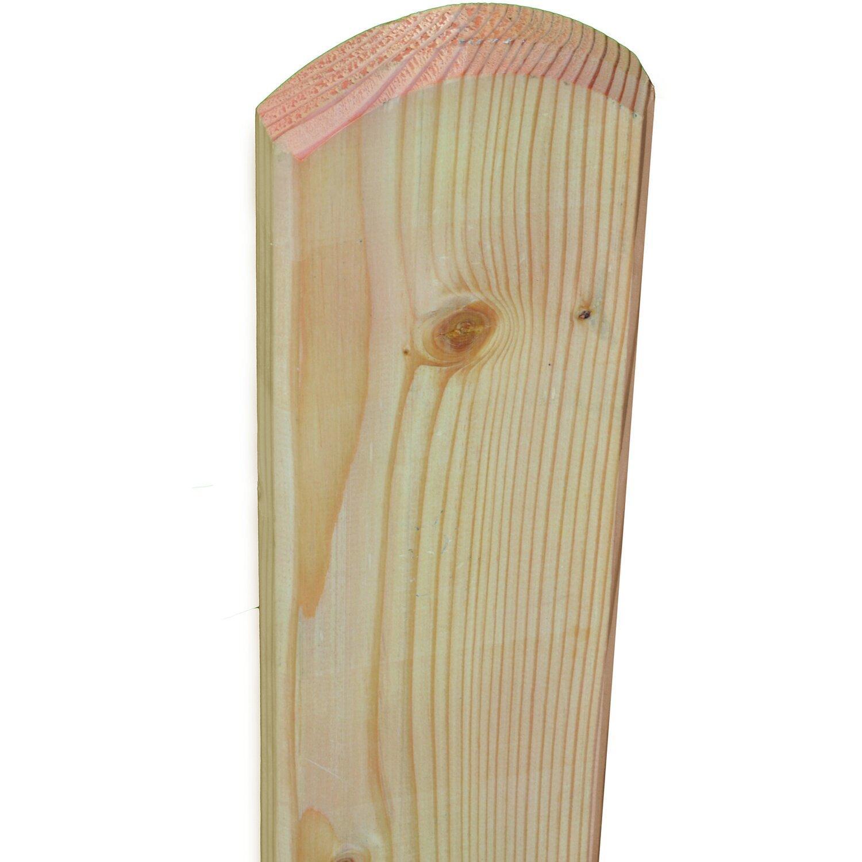 Bauhaus Zaunlatten Holz
