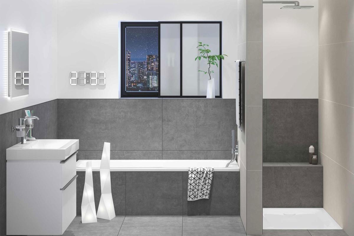 Begehbare Dusche Badrenovierung Ideen