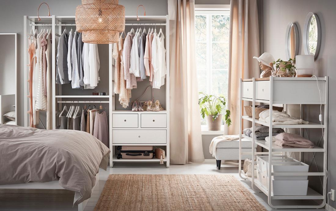 Begehbarer Kleiderschrank Ikea Malm