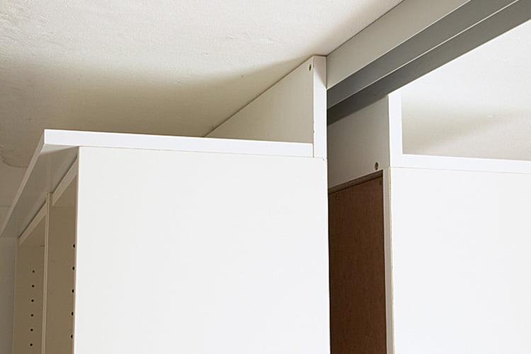 Begehbarer Kleiderschrank Selber Bauen