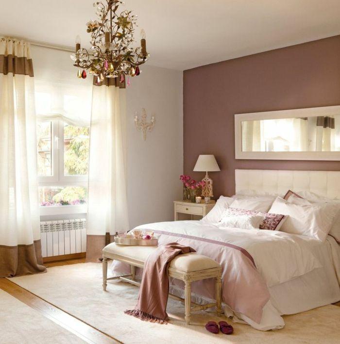 Beige Rosa Schlafzimmer