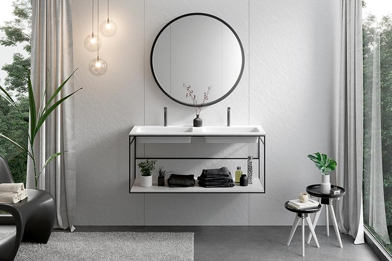 Beige Wandfarbe Badezimmer