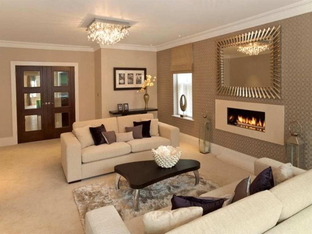 Beige Wandfarben Wohnzimmer Warm