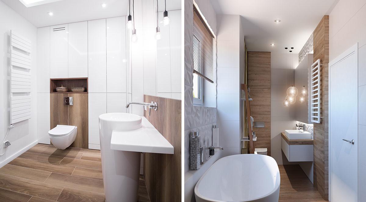 Beispiele Badezimmer Ideen Für Kleine Bäder