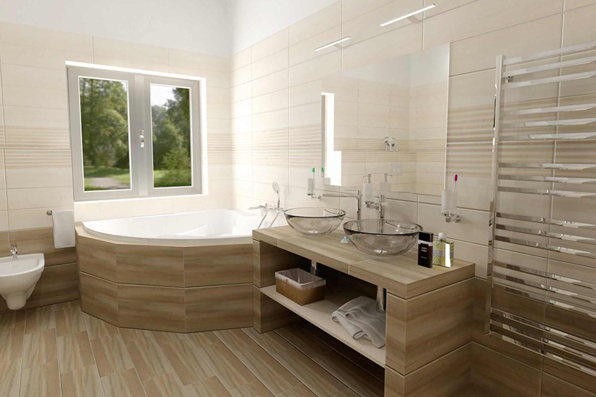 Beispiele Fliesenspiegel Bad