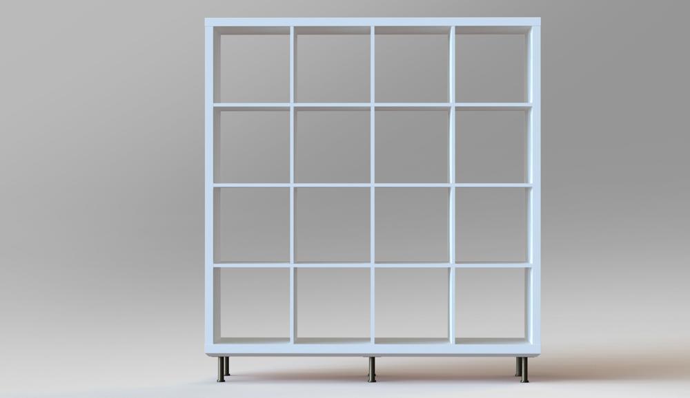 Beispiele Ikea Regale Kallax