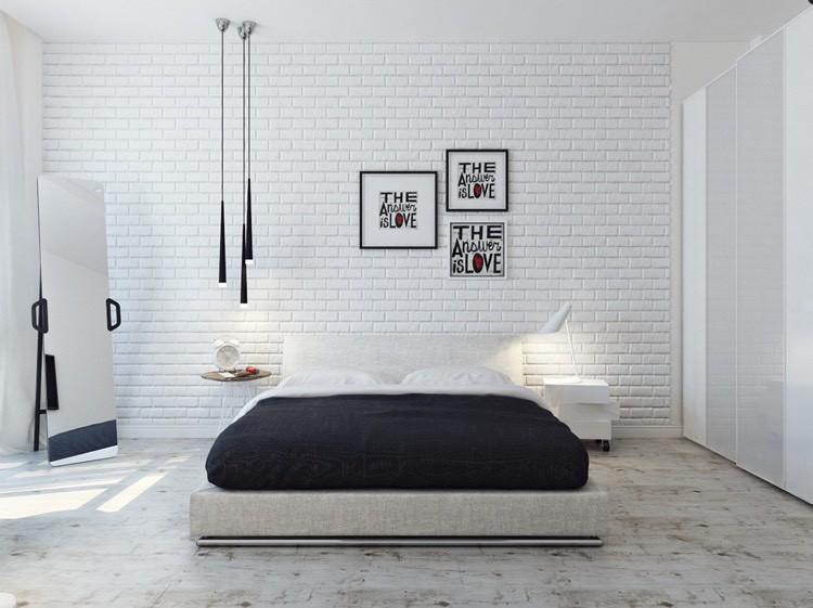Beruhigend Wandfarbe Schlafzimmer Weisse Möbel