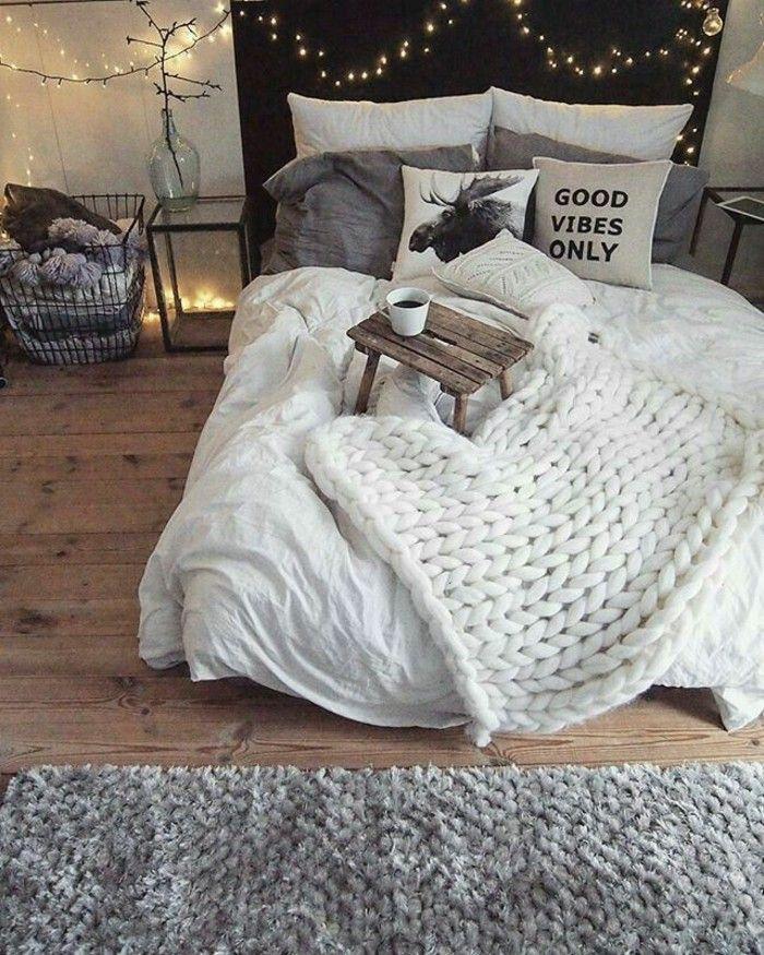Bett Gemütlicher Gestalten