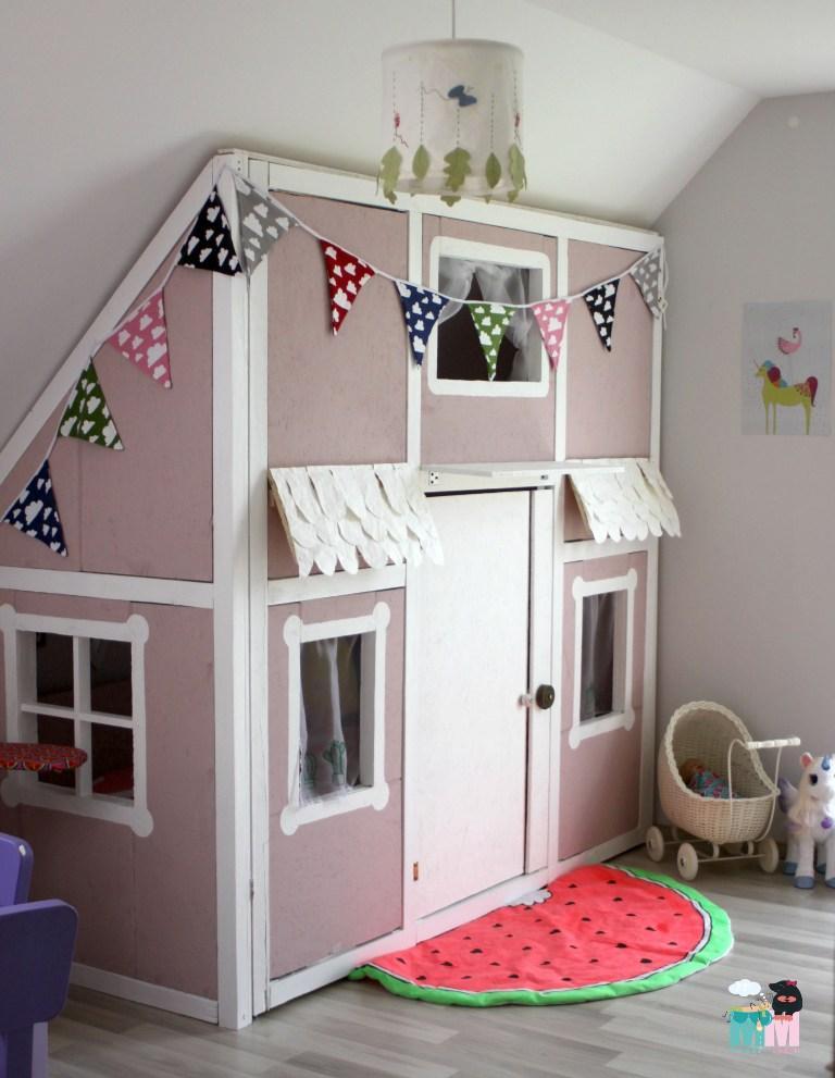 Bett Unter Dachschräge Kinderzimmer