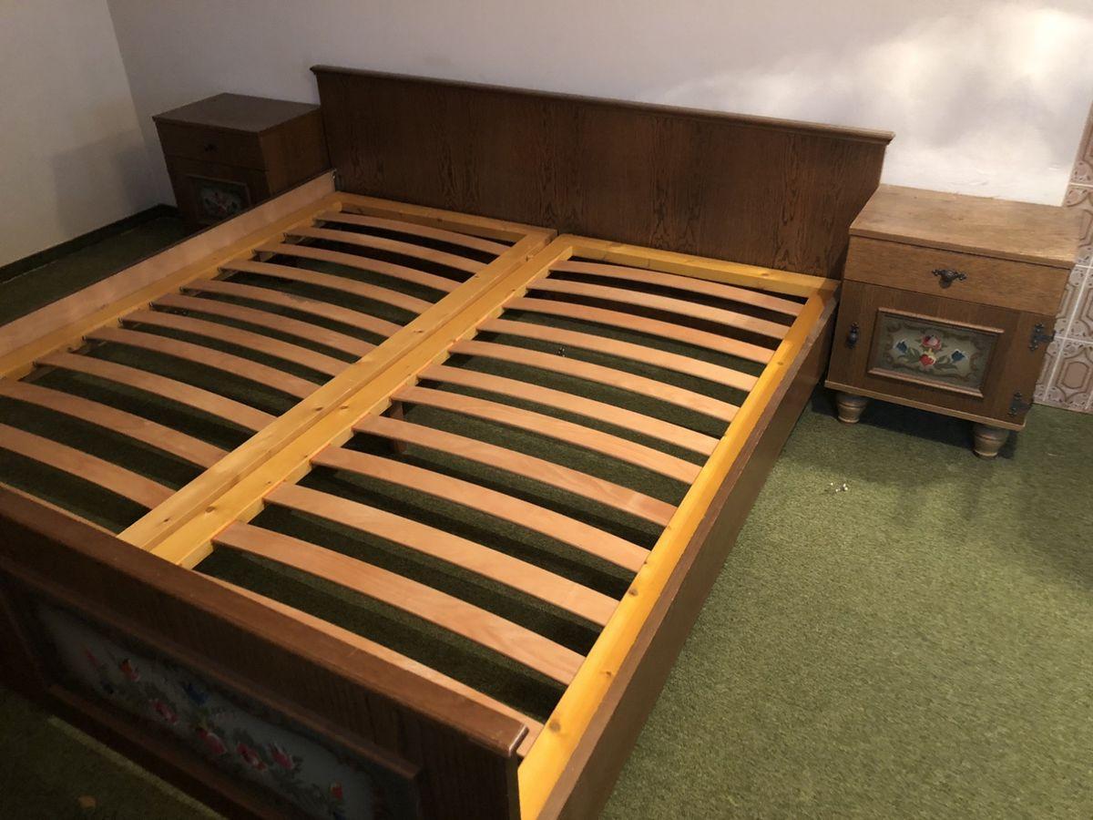 Bett Voglauer Schlafzimmer