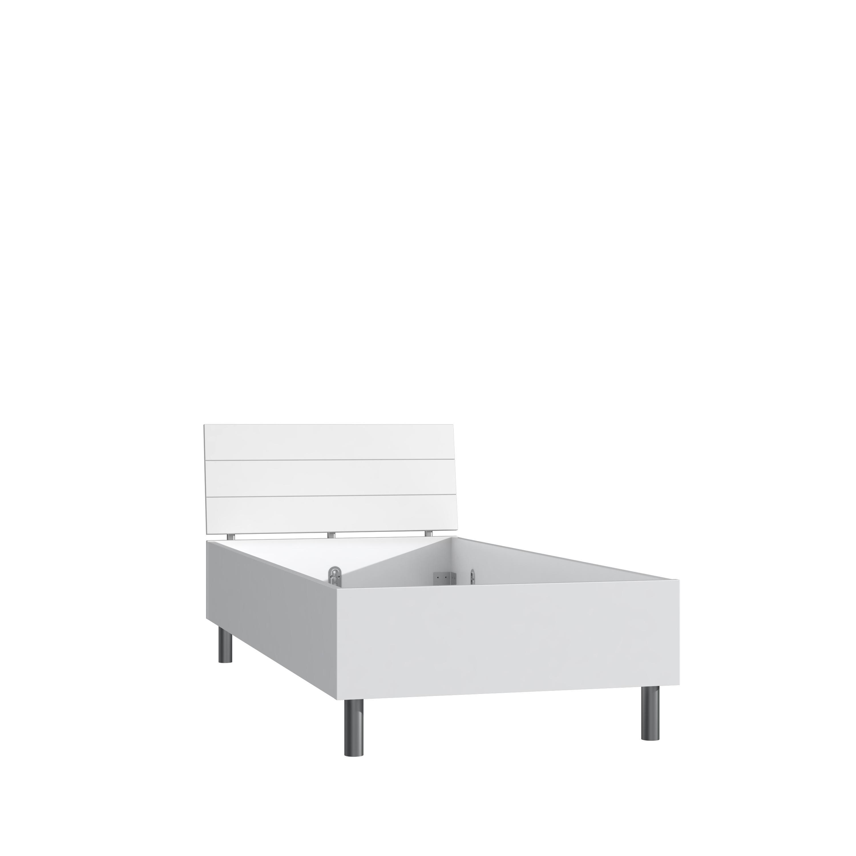 Betten 90×200 Weiß