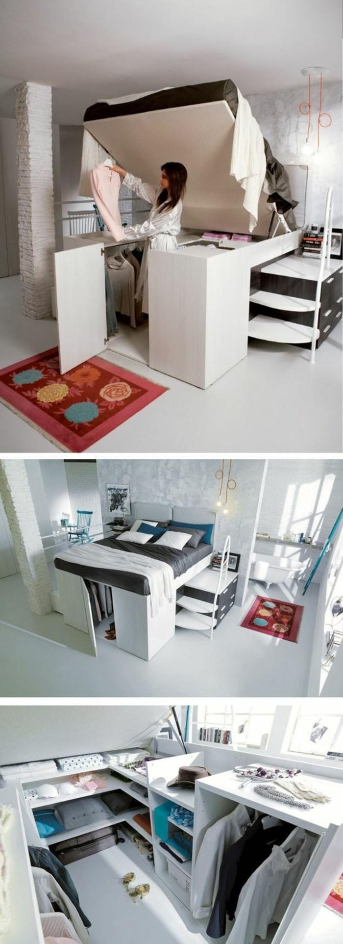 Betten Ideen Für Kleine Räume