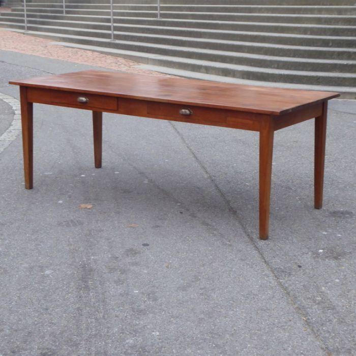 Biedermeier Möbel Tisch