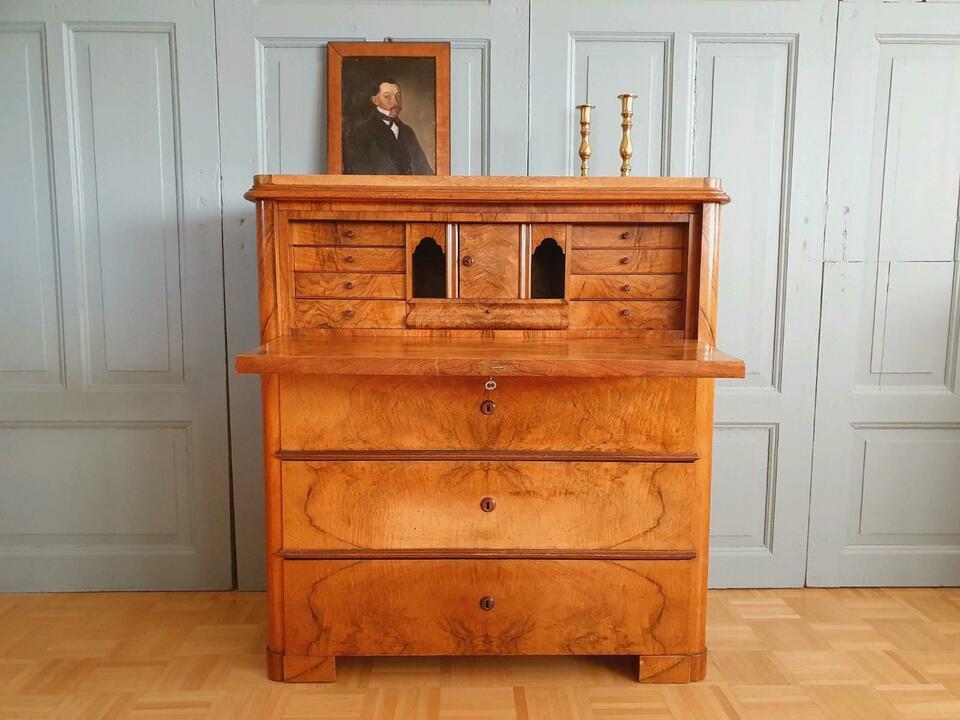 Biedermeier Sekretär Antik