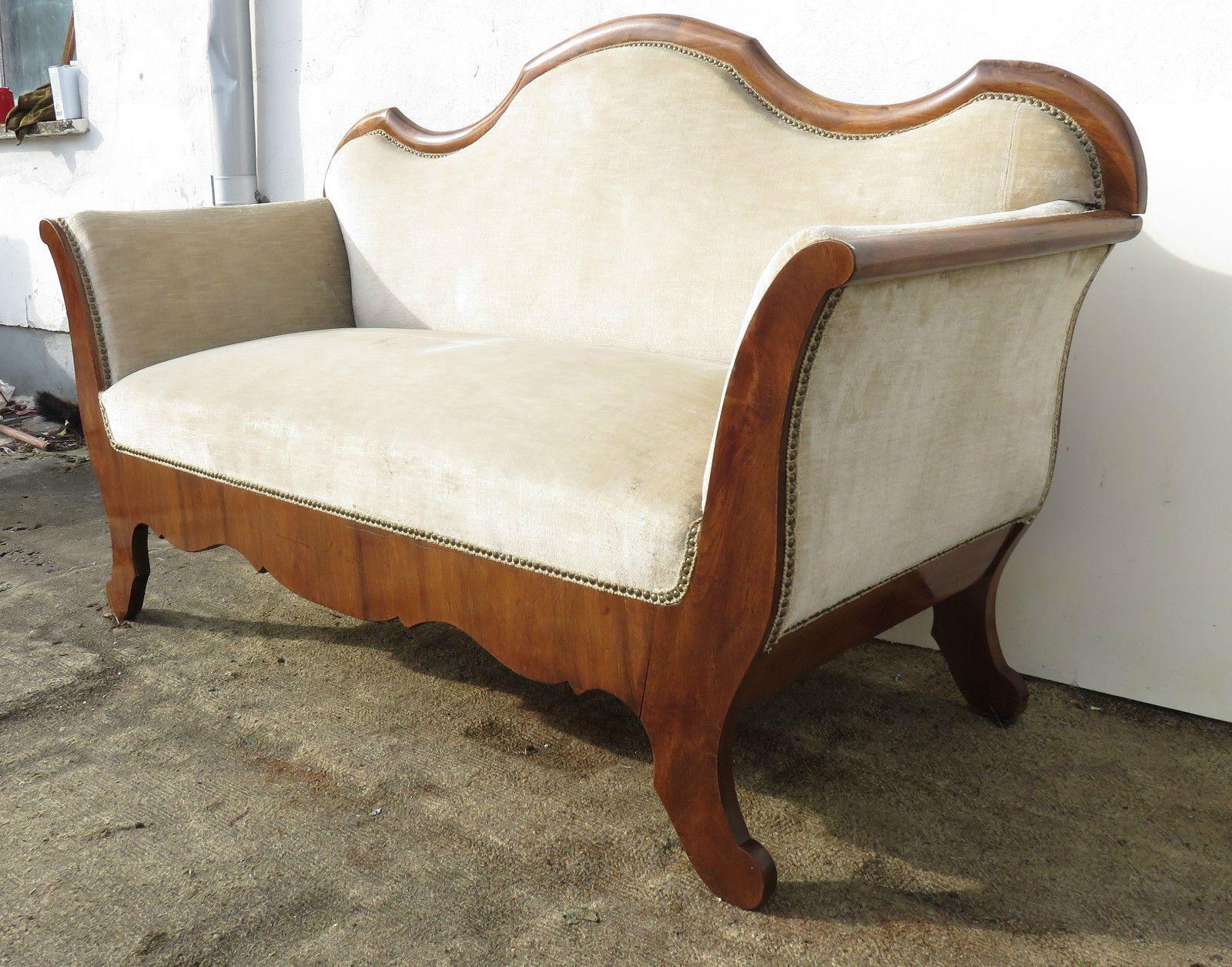 Biedermeier Sofa Modern Kombinieren