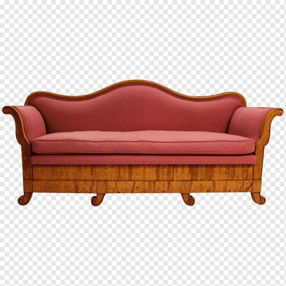 Biedermeier Sofa Modern