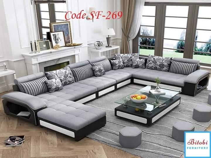 Big Sofa Set