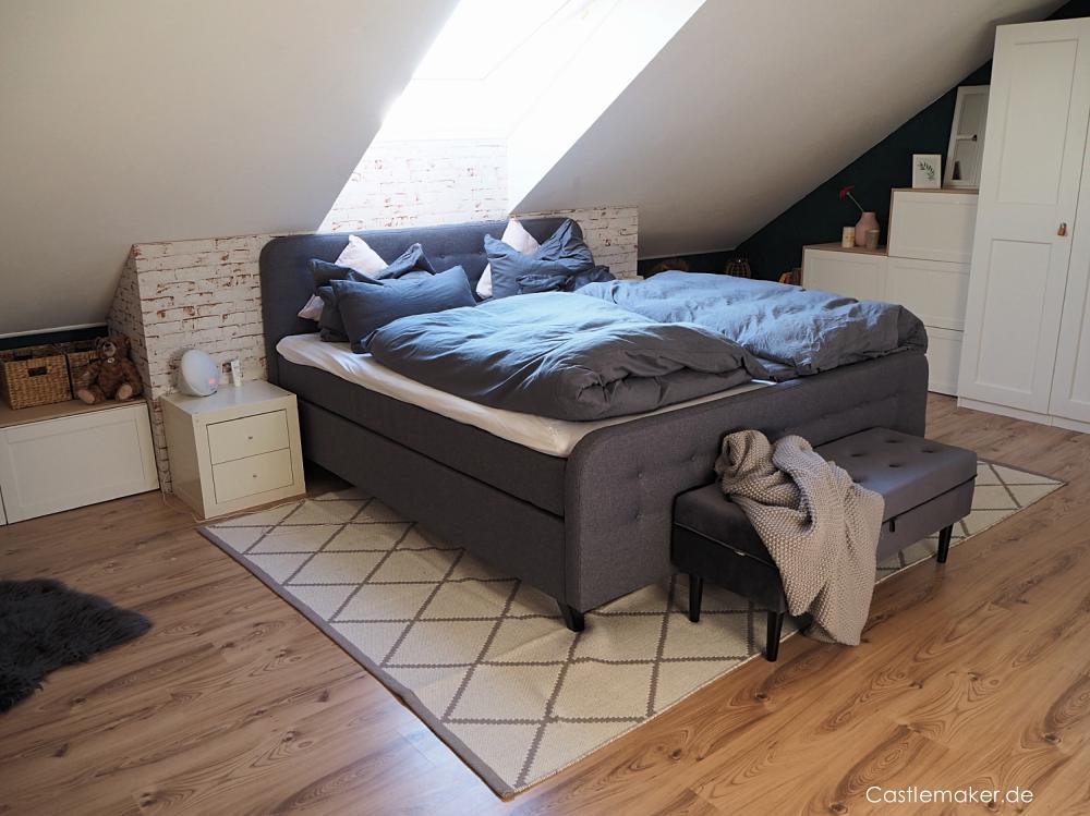 Bilder Für Dachschräge Schlafzimmer