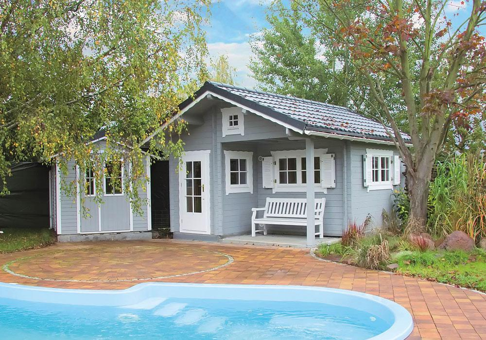 Bilder Gartenhäuser Aus Holz