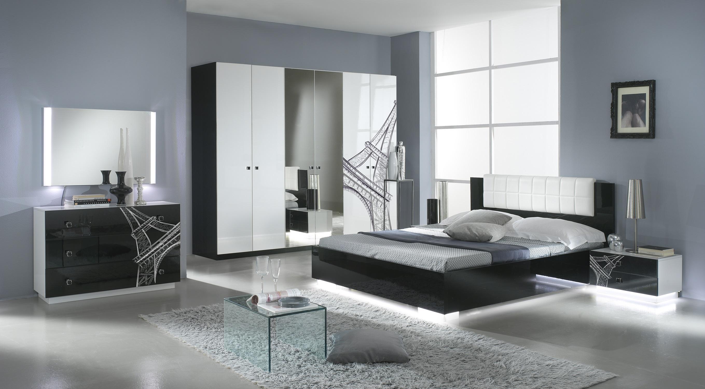 Bilder Schwarz Weiß Schlafzimmer
