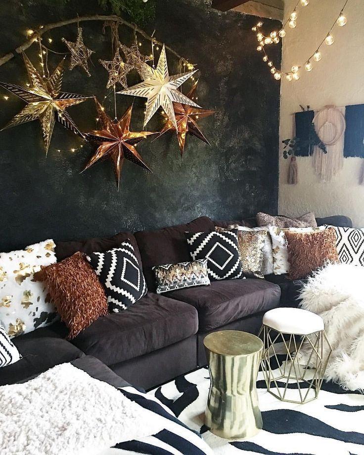 Bilder Schwarz Weiß Wohnzimmer